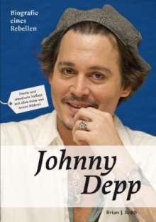 Brian J Robb: Johnny Depp, Buch