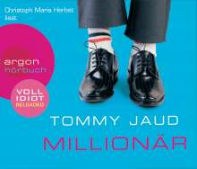 Tommy Jaud: Millionär, 4 CDs