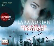 Lara Adrian: Geschöpf der Finsternis, 5 CDs