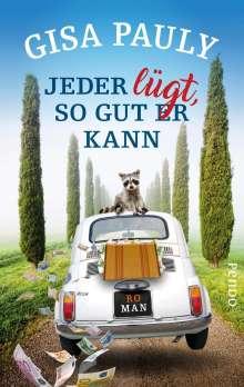 Gisa Pauly: Jeder lügt, so gut er kann, Buch