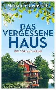 Marianne Cedervall: Das vergessene Haus, Buch