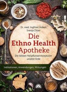 Ingfried Hobert: Die Ethno Health-Apotheke, Buch