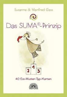 Susanne Gass: Das SUMA ® Prinzip - 40 Ess-Muster-Typ-Karten, Buch