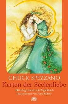 Chuck Spezzano: Karten der Seelenliebe, Buch