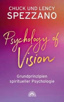 Chuck Spezzano: Psychology of Vision, Buch