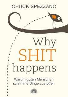 Chuck Spezzano: Why Shit Happens, Buch