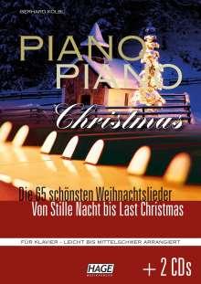 Piano Piano Christmas, Noten