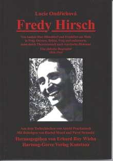 Lucie Ondrichová: Fredy Hirsch, Buch