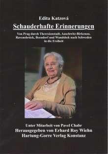 Edita Katzová: Schauderhafte Erinnerungen, Buch