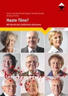 Andrea Friese: Haste Töne?, Buch