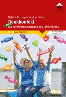 Andrea Friese: Denkkonfekt, Buch