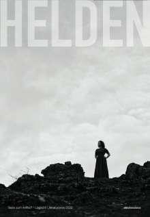 Michael Honrodt: Helden, Buch