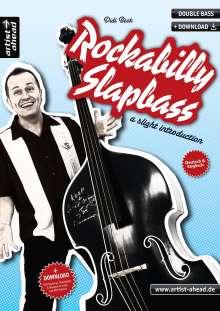 Rockabilly Slapbass, Noten