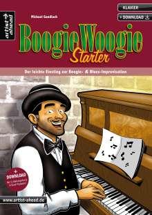 Michael Gundlach: Boogie Woogie Starter (inkl. Download), Noten