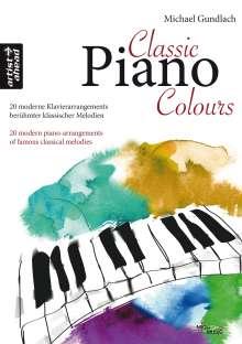 Classic Piano Colours, Noten