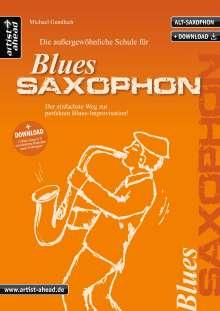 Die außergewöhnliche Schule für Blues-Saxophon (Altsaxophon), Noten