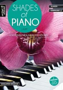 Shades of Piano, Noten