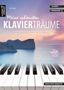 Jens Rupp: Meine schönsten Klavierträume, Buch