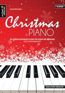 Valenthin Engel: Christmas Piano, Buch