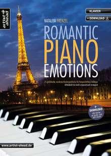Nataliya Frenzel: Romantic Piano Emotions, Buch