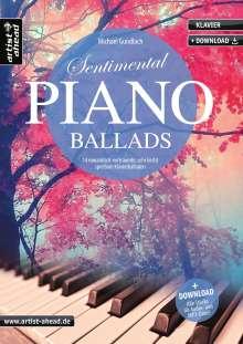 Michael Gundlach: Sentimental Piano Ballads, Buch