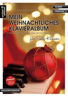 Michael Gundlach: Mein weihnachtliches Klavieralbum für Solo-Klavier, Buch