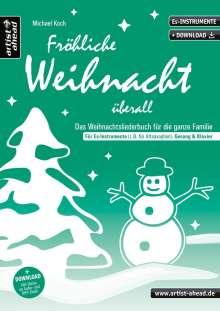 Michael Koch: Fröhliche Weihnacht überall (Es), Buch