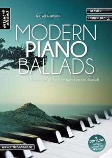 Michael Gundlach: Modern Piano Ballads, Buch
