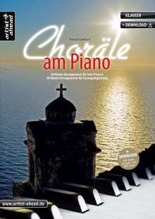 Michael Gundlach: Chöräle am Piano, Buch