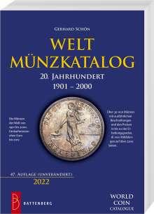 Gerhard Schön: Weltmünzkatalog 20. Jahrhundert, Buch
