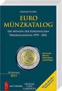 Gerhard Schön: Euro Münzkatalog, Buch