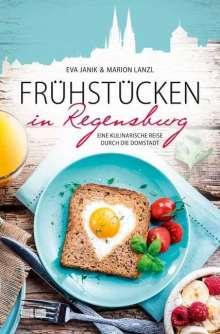 Eva Janik: Frühstücken in Regensburg, Buch