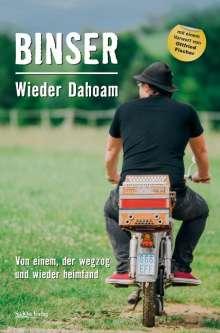 Helmut A. Binser: Wieder Dahoam, Buch