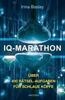 Irina Bosley: IQ-Marathon, Buch