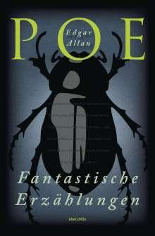 Edgar Allan Poe: Poe - Fantastische Erzählungen, Buch
