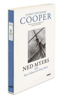 James Fenimore Cooper: Ned Myers, Buch