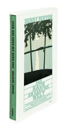 Henry Beston: Das Haus am Rand der Welt, Buch