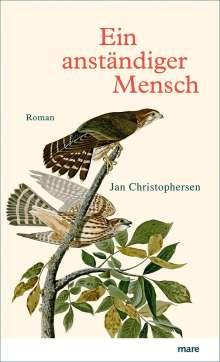Jan Christophersen: Ein anständiger Mensch, Buch