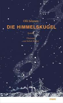 Olli Jalonen: Die Himmelskugel, Buch