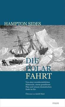 Hampton Sides: Die Polarfahrt, Buch