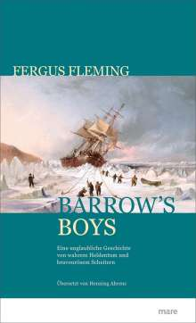 Fergus Fleming: Barrow's Boys, Buch