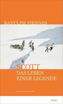Ranulph Fiennes: Scott, Buch