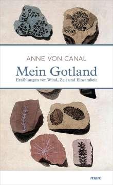 Anne von Canal: Mein Gotland, Buch