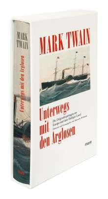 Mark Twain: Unterwegs mit den Arglosen, Buch