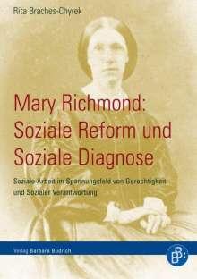 Rita Braches-Chyrek: Mary Richmond: Soziale Reform und Soziale Diagnose, Buch