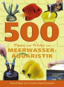 Dave Garratt: 500 Tipps und Tricks zur Meerwasser-Aquaristik, Buch