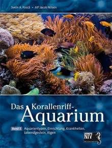 Svein A. Fossa: Das Korallenriff-Aquarium - Band 2, Buch