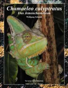 Wolfgang Schmidt: Chamaeleo calyptratus, Buch