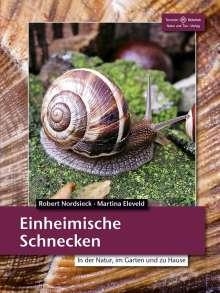 Robert Nordsiek: Einheimische Schnecken, Buch