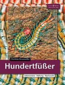 Christian Kronmüller: Hundertfüßer, Buch